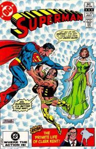 Superman (1939 series) #373, VF (Stock photo)