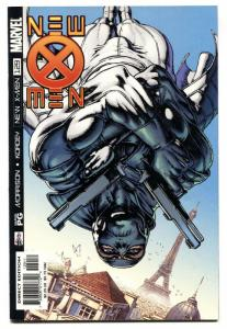 X-MEN #129 First appearance of E.V.A. / MOTHER comic book 2002
