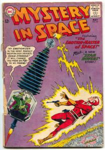 Mystery In Space #83 19363- ADAM STRANGE ART BY INFANTINO   G