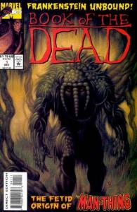 Book of the Dead #1, VF+ (Stock photo)