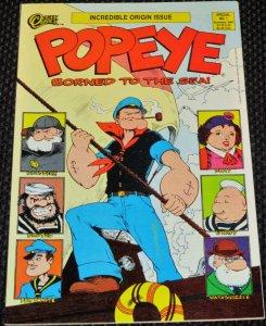 Popeye Special #1 (1987)