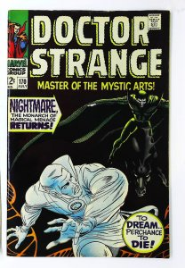 Doctor Strange (1968 series) #170, Fine+ (Actual scan)