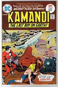 KAMANDI #30, VF/NM, Jack Kirby, Last Boy on Earth, 1972, more in store