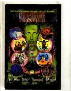 Razorline The First Cut # 1 VG/FN SIGNED By Clive Barker Marvel Comic Book J371