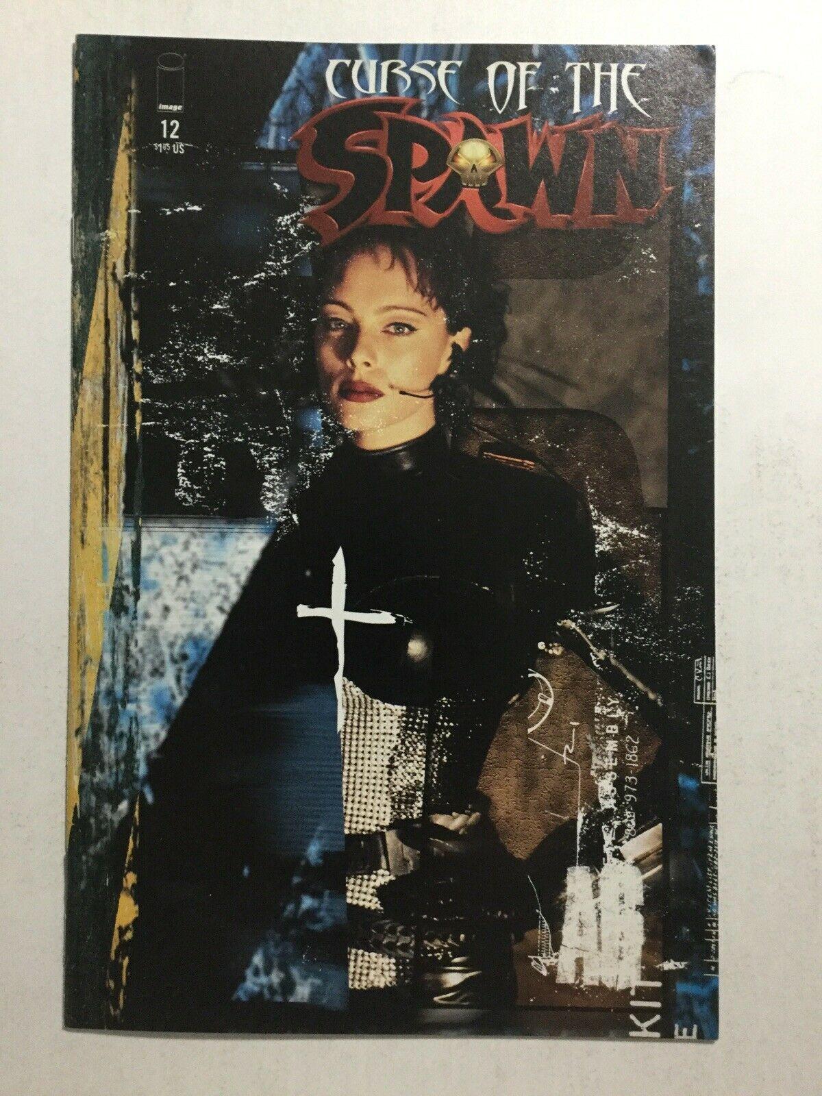 SPAWN #9 NEAR MINT 1992 IMAGE COMICS