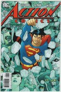 Action Comics #864 (2008) BN#12