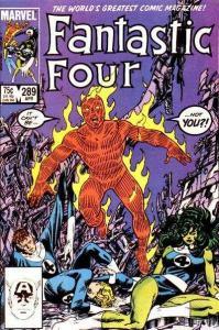 Fantastic Four (1961 series) #289, NM (Stock photo)