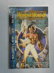 Just Imagine Stan Lee's Wonder Woman #1 6.0 FN (2001)