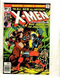 (Uncanny) X-Men # 102 VF/NM Marvel Comic Book Cyclops Beast Iceman Wolverine GK4