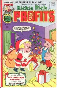 RICHIE RICH PROFITS (1974-1982) 15 VF-NM Feb. 1977 COMICS BOOK