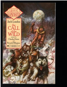 Classics Illustrated: #10 Call of the Wild (First Comics, 1990)