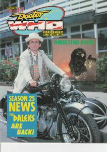 Doctor Who Magazine No. 135 April 1988