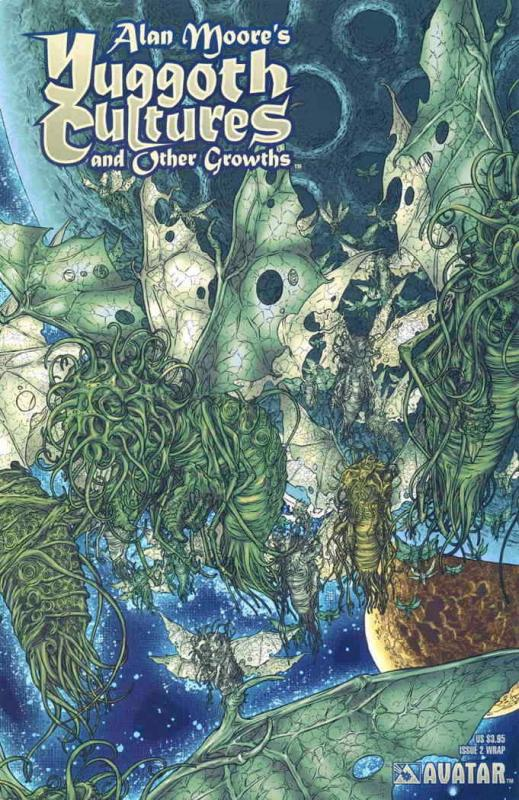 Yuggoth Cultures and Other Growths (Alan Moore's… ) #2A VF/NM; Avatar | save on