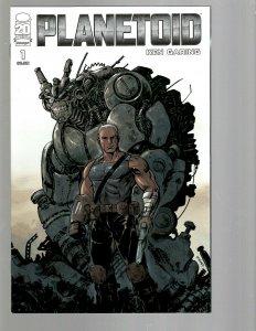 11 Image Comics Planetoid 1 2 3 Sidekick 1 America's Got Powers 1 2 + more J438