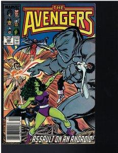 Avengers #286 (Marvel, 1987) VF+