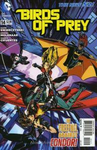 Birds of Prey (3rd Series) #14 VF/NM; DC   save on shipping - details inside