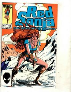 11 Comics Red Sonja # 10 11 13 Ren # 9 Robotix # 1 Rogue #1 2 4 Pryde 1 2 3 JF26