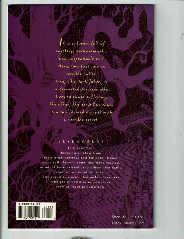 Batman Dark Joker The Wild NM 1st Print DC Comic Book Elseworlds Catwoman TP1