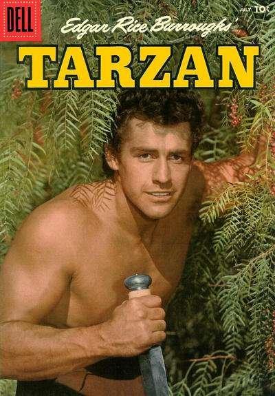 Tarzan (1948 series) #82, VG+ (Stock photo)