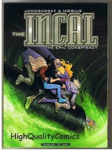 INCAL - EPIC CONSPIRACY SC, NM, Moebius, Jodorowsky, 2005
