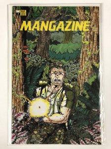 MANGAZINE Vol. 2 (1989 AN) 7 VF-NM COMICS BOOK