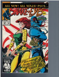 G.I. Joe: A Real American Hero #136 (1993)