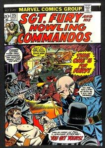 Sgt. Fury #115 (1973)
