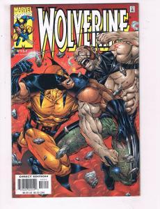Wolverine # 157 VF/NM Marvel Comic Books X-Men Sabretooth Magneto Cyclops!! SW13