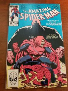 Amazing Spider-Man (1st Series) #249, VF(1984)