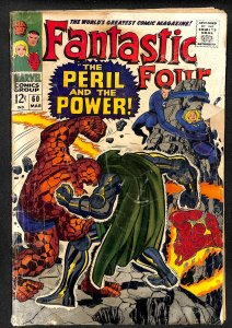 Fantastic Four #60 (1967)