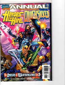 Heroes for Hire Annual (1998) NM- (9.2)
