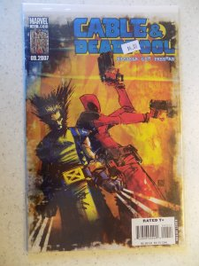 CABLE AND DEADPOOL # 43