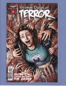 Grimm Tales of Terror #6 NM Variant Cover B
