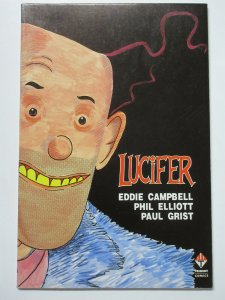 Lucifer (Trident Comics 1990) TPB by Eddie Campbell and Phil Elliott