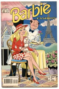Barbie Fashion #47 1994- Lapdog in Paris cover F/VF