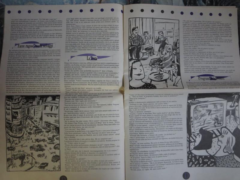 Italian Fumetti Tabloids Dolce Vita Bienale '88 Indie Underground Comic Books
