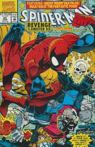 Spider-Man #23 VF/NM; Marvel | we combine shipping