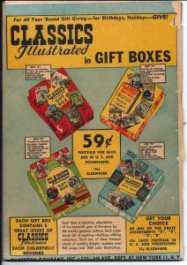 Classics Illustrated #1 HRN 36 - Golden Age - 1947 (Good)