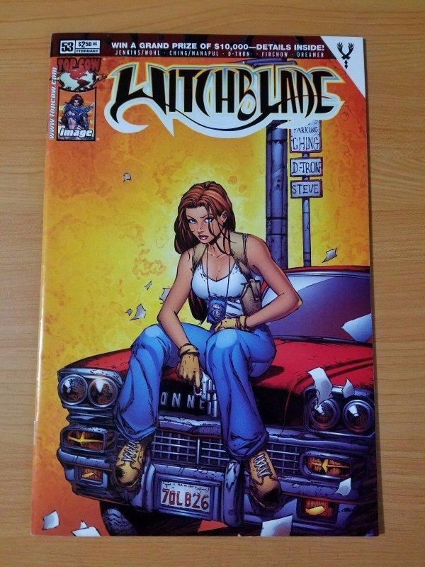 Witchblade #53 ~ NEAR MINT NM ~ (2002, Image Comics)