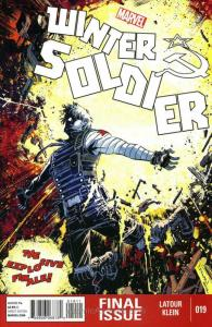 Winter Soldier #19 VF/NM; Marvel | save on shipping - details inside