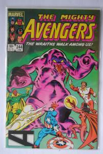 The Avengers, 244