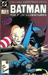 Batman #412 VF/NM; DC | save on shipping - details inside