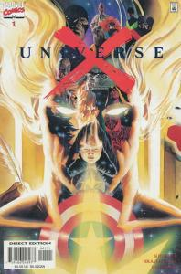 Universe X #1 VF; Marvel | save on shipping - details inside