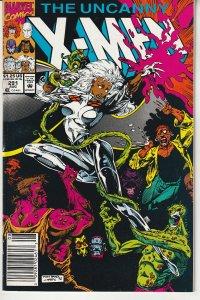 Uncanny X-Men(vol. 1) # 291