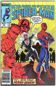 Spider-Man, Peter Parker Spectacular #89 (Apr-84) NM- High-Grade Spider-Man