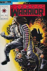 ETERNAL WARRIOR  10-Different, Gilad The Immortal,
