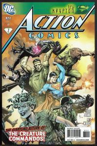 Action #872  (Feb 2009, DC)  9.2 NM-