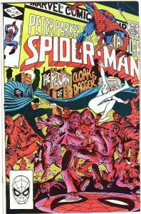 Spider-Man, Peter Parker Spectacular #69 (Aug-83) NM- High-Grade Spider-Man