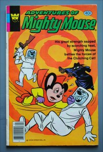 Adventures of Mighty Mouse 172(1955 Pines/Dell    F/Better    See Actual Photo