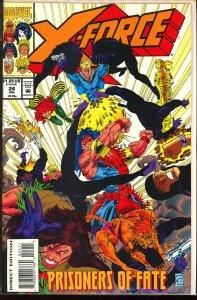 X-Force #24 (1993)